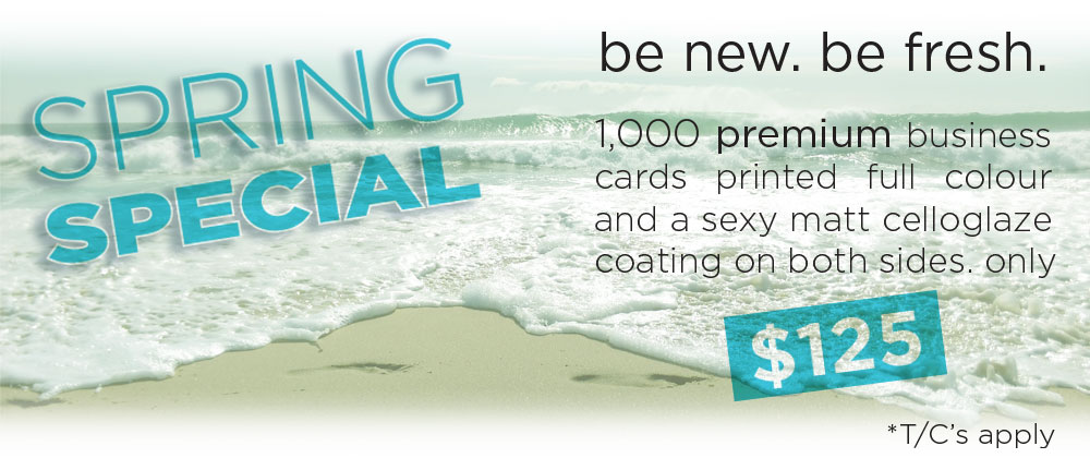 Special sunshine coast business cards printing bluemoon graphix special sunshine coast business cards printing reheart Image collections